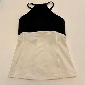 LULULEMON Flip With No Flop Tank Sparkle Size 6